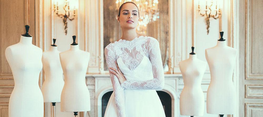 Creatrice de robe de mariee etude