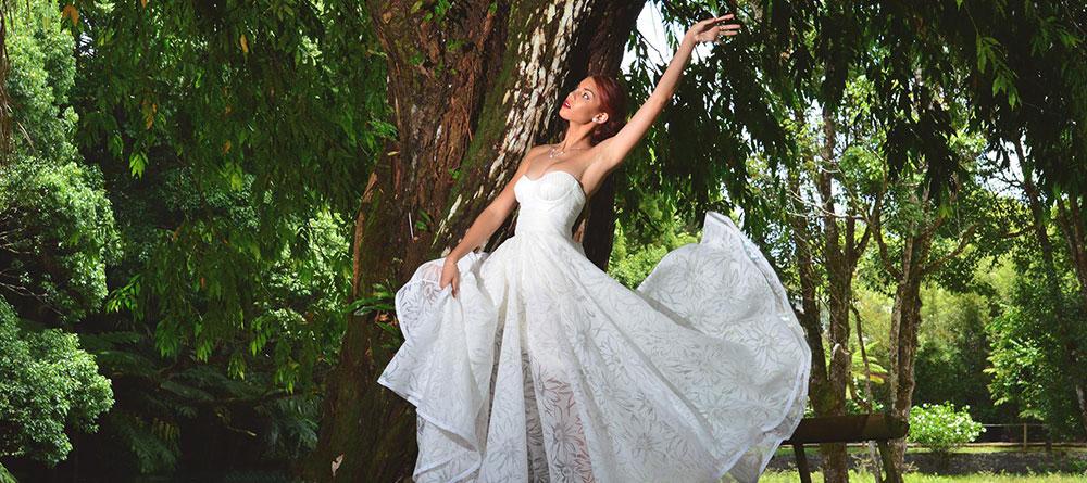 La maison lionnet couture pour une robe de mari e sur mesure maurice oui au soleil - Couture pour la maison ...