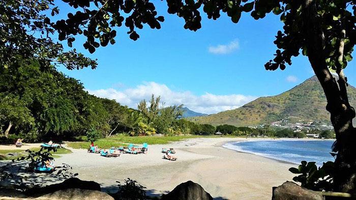 Baie de Tamarin