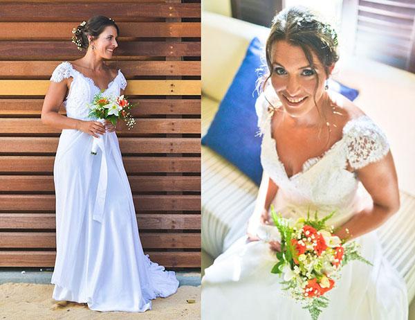 Un maquillage de mariage pour transcender la beauté de la mariée