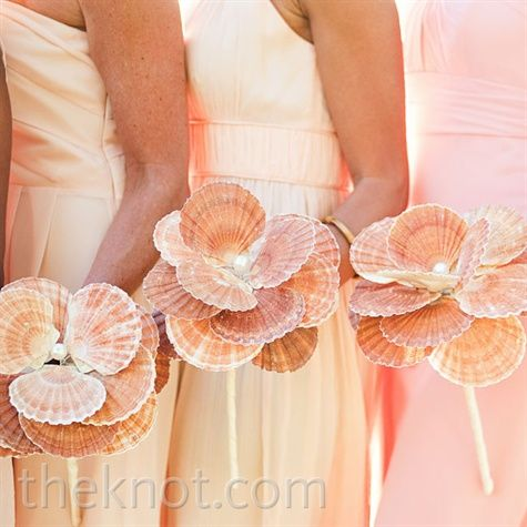 Bouquet de coquillages