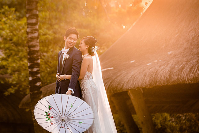 Pourquoi et comment avez-vous choisi de vous marier au C Beach Club