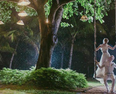 Les plus belles photos de mariage sous la pluie
