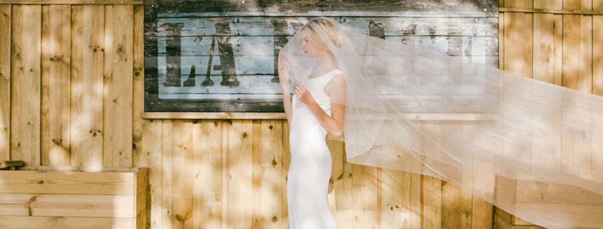 Anna Dautry : des robes de mariée en soie et dentelle de Calais à prix doux
