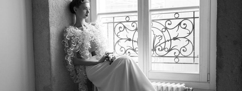 Lab28 par Danilo Fedrighi ou la féérie des robes de mariée sur-mesure