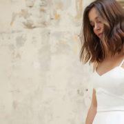 Camille Marguet : graphisme et structure pour des robes de mariée dans l'air du temps
