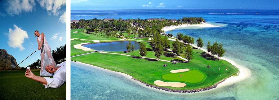 Le Paradis Beachcomber Golf Resort & Spa et Un Mariage au Paradis – hôtel Dinarobin
