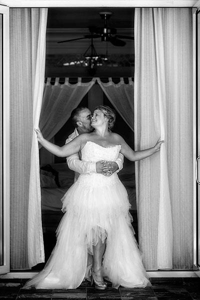 Nelly et Serge, loin du mariage classique