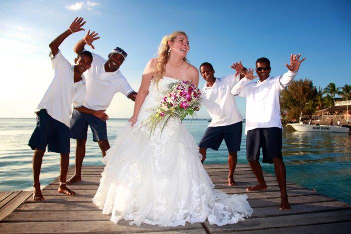 Elie-Bernager - Un Mariage au Paradis