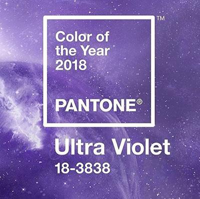 Pantone 18-3838 Ultra-violet