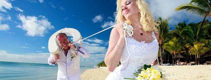 Photo : Elie Bernager d'Un Mariage au Paradis