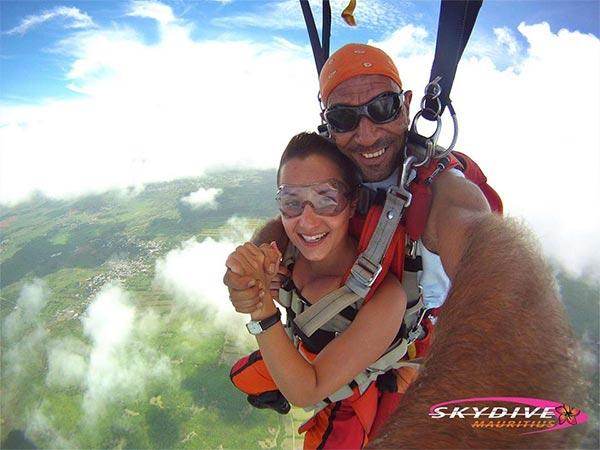 Skydive-Mauritius