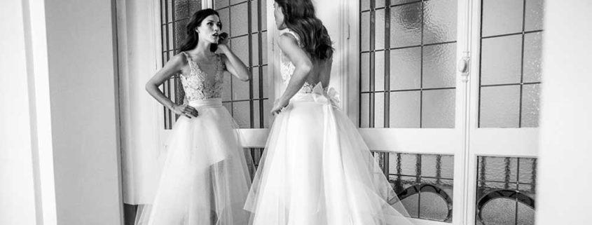 Rencontre avec le créateur de robes de mariée David Purves