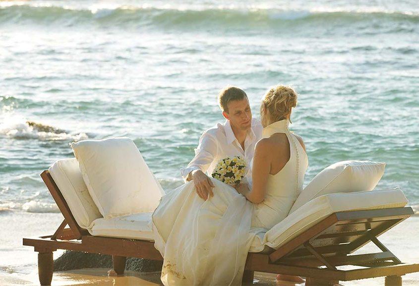 C'est tendance : fuguer pour se marier à l'île Maurice lors d'un elopement