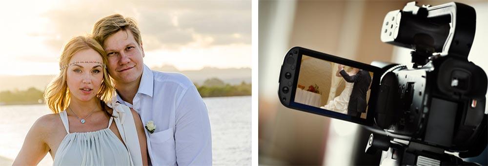 Faire partager son mariage à l'île Maurice en live streaming