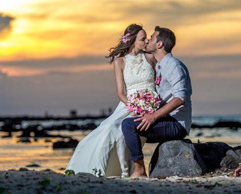 Mariage au Véranda Pointe aux Biches