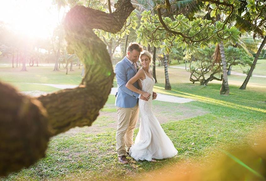 mariage ile maurice shandrani