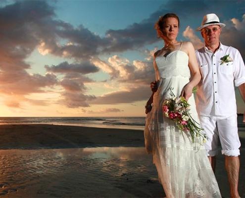 villa privée mariage ile Maurice