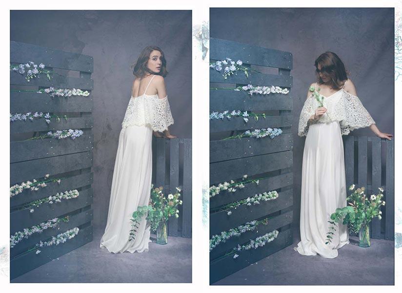 Atelier Swan robe