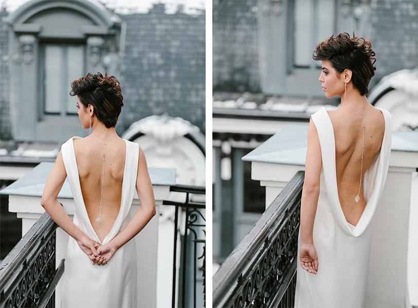 Métamorphose robe de mariée