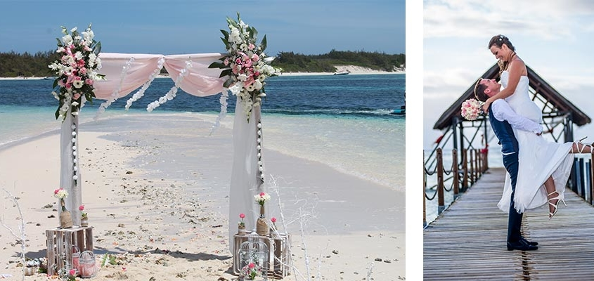 wedding planner ile maurice