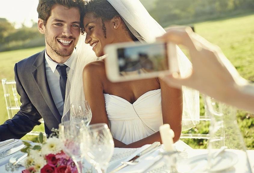 application photos de mariage